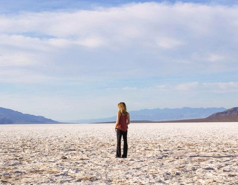 Sea of Yellow in Death Valley - Freedom Rise Clothing