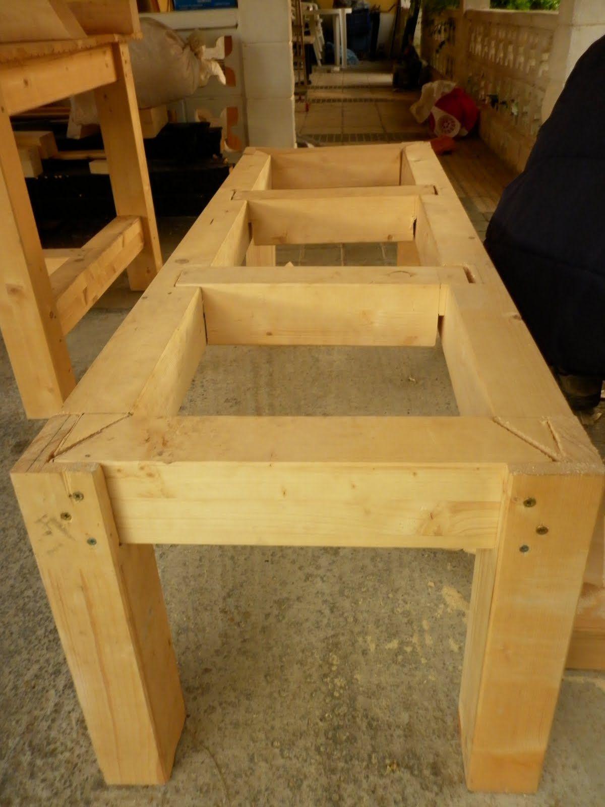 esqueleto de banqueta paso a paso - Buscar con Google | Wood shop,  Woodworking, Step stool