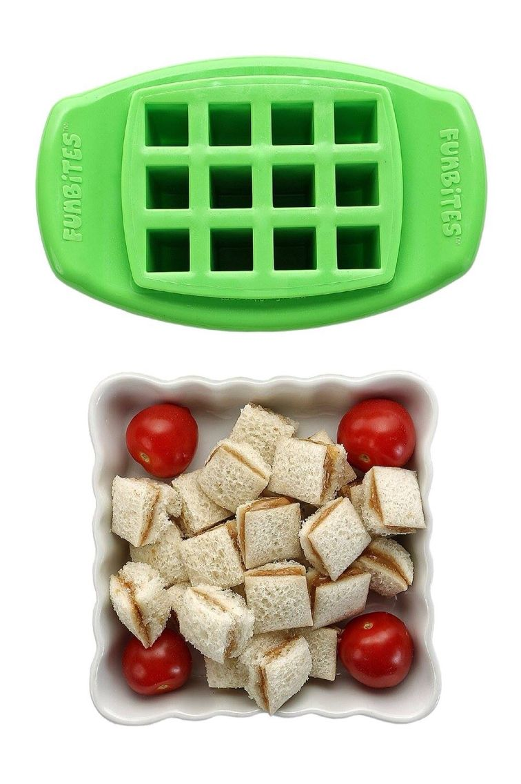 Funbites Shaped Food Cutter Review Food Cutter Kid Sandwiches Baby Food Recipes