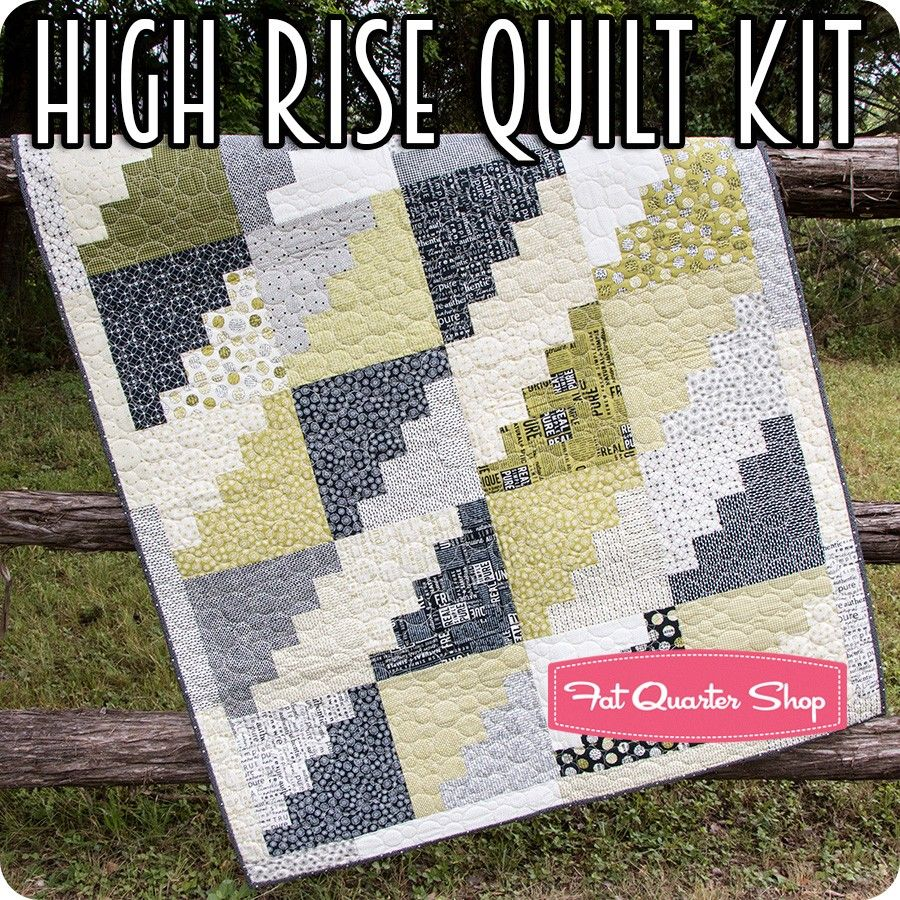 Bettdecken Linz High Rise Quilt Kit Br Featuring Authentic Etc By Sweetwater