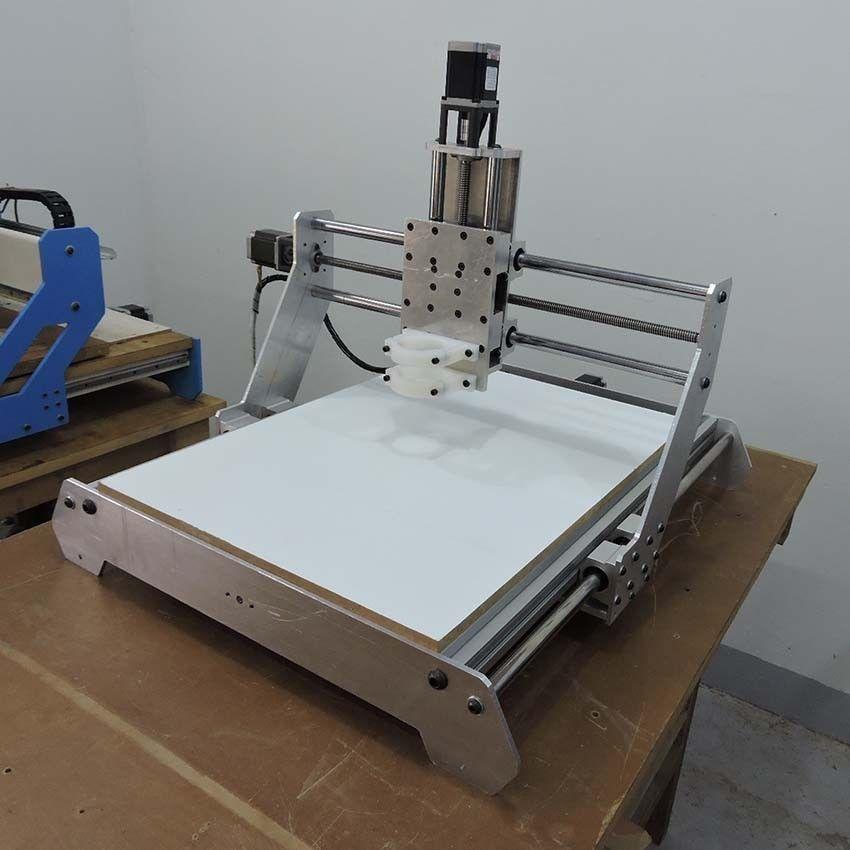 CNC Router - Kit Mecânico A6550 Hobby   DIY - CNC, Metal- & Wood ...