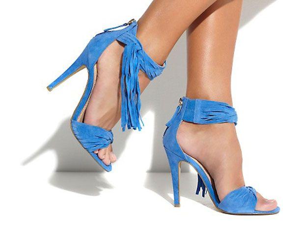 suède bleu poudre!!!!