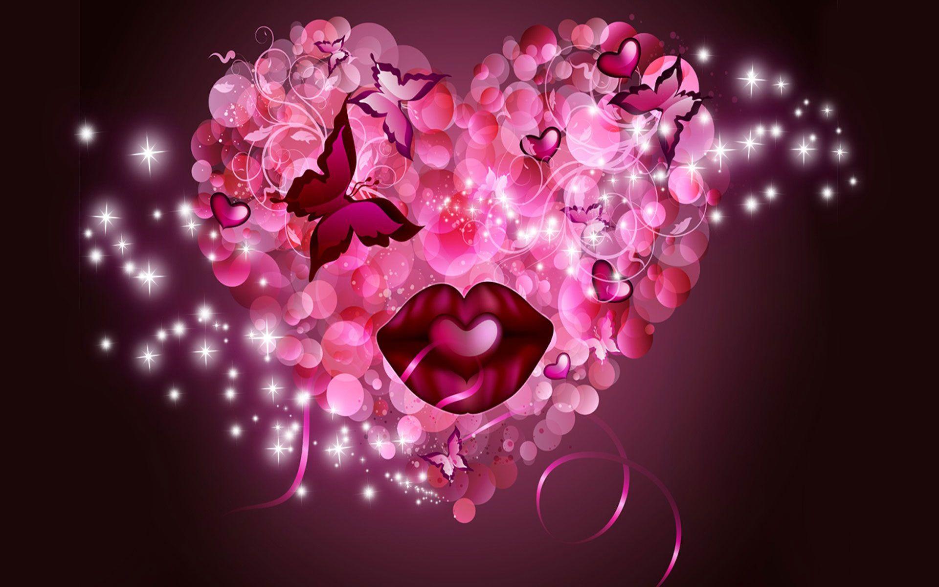 Cute Heart Wallpapers Hd Free Heart Shaped Love Images Heart Wallpaper Heart Wallpaper Hd Love Wallpaper