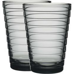 Aino Aalto Trinkglas 2er-Set IittalaIittala #wellnessimglas