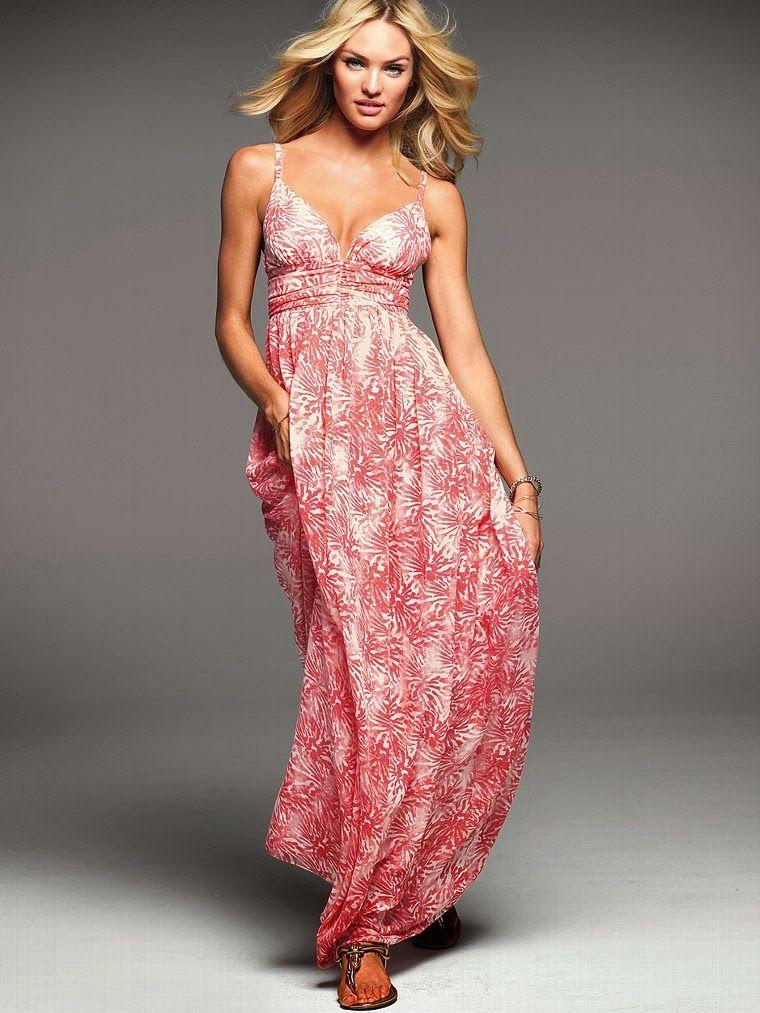 Increibles Vestidos de verano   Colección Victoria Secret ...