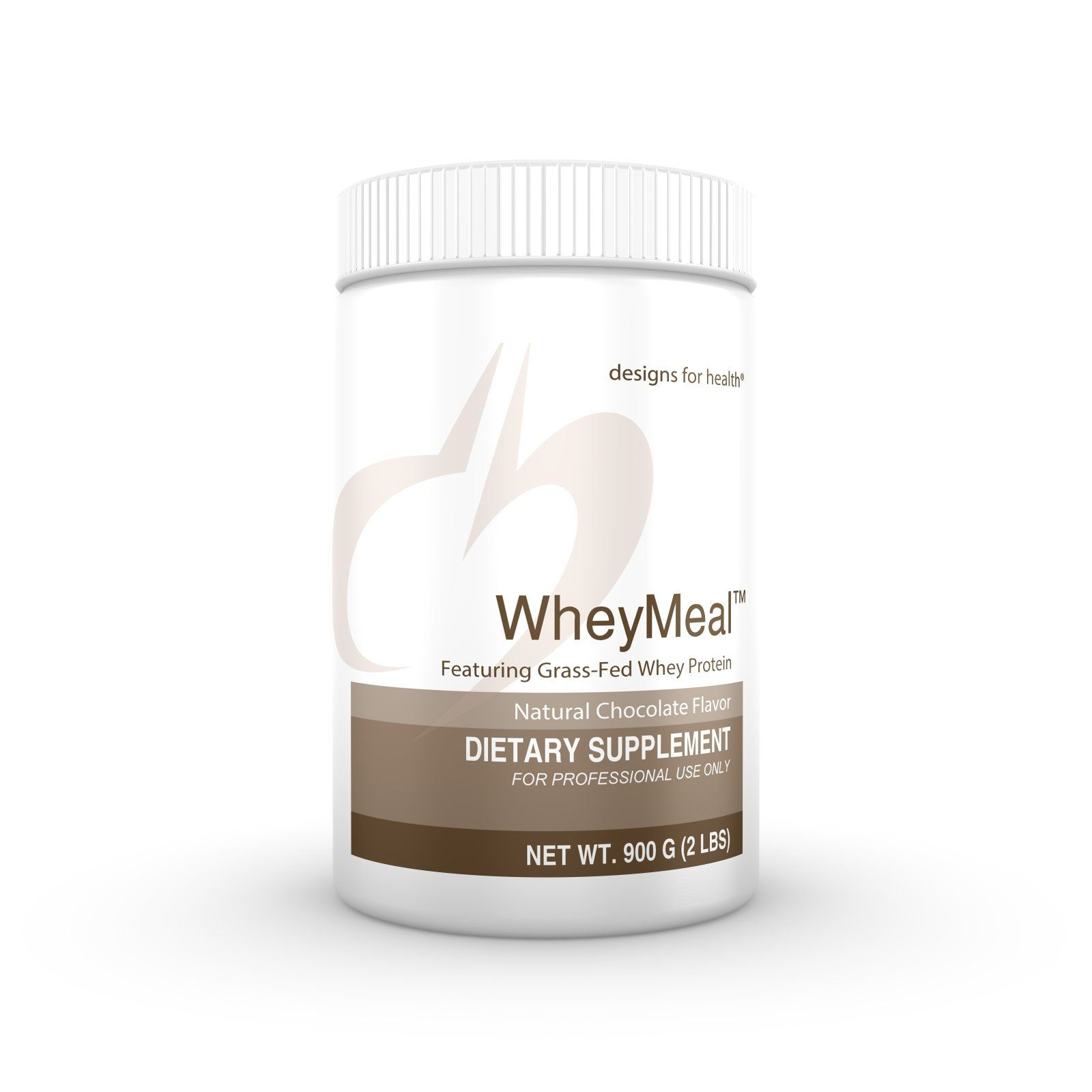 WheyMeal by Designs for Health GrassFed Whey Protein