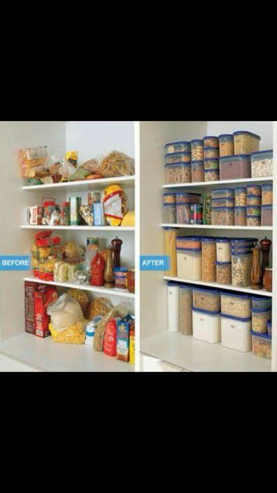 pantry with images tupperware organizing tupperware consultant tupperware storage on kitchen organization tupperware id=97723