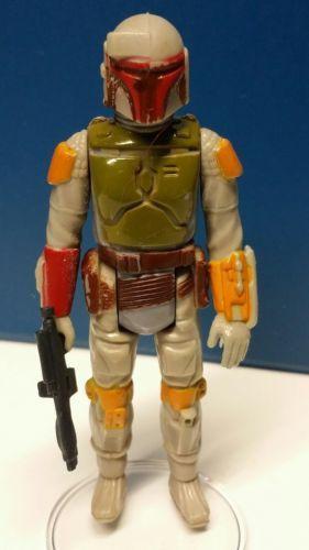 Starwars Vintage Star Wars 1979 Boba Fett NO REPRO