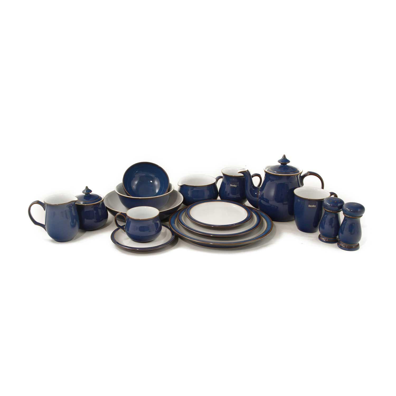 Denby Imperial Blue  sc 1 st  Pinterest & Denby Imperial Blue | C a f é J o h n | Pinterest | Tableware ...
