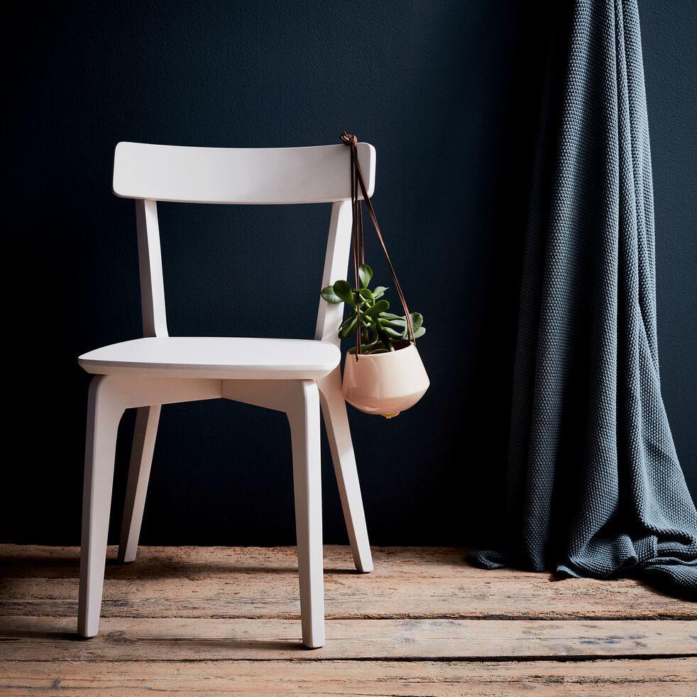 Chaise En Bois Noir Calabrun Suzie Chaise Alinea In 2020 Dining Chairs Home Alinea
