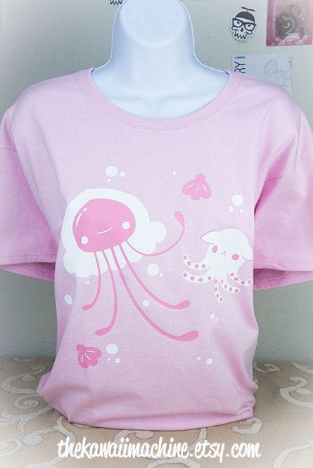 ☆ Pastellyfish T-shirt ☆