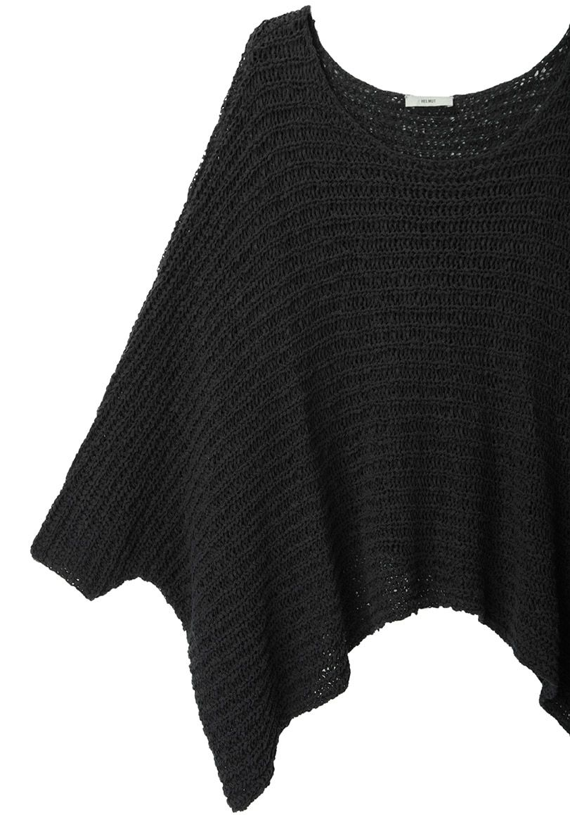 HELMUT Helmut Lang / Textured Tape Knit