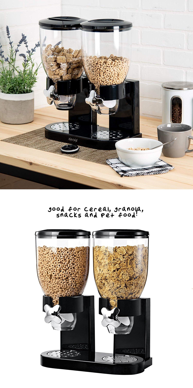 Double cereal dispenser zevro kch06121gat200