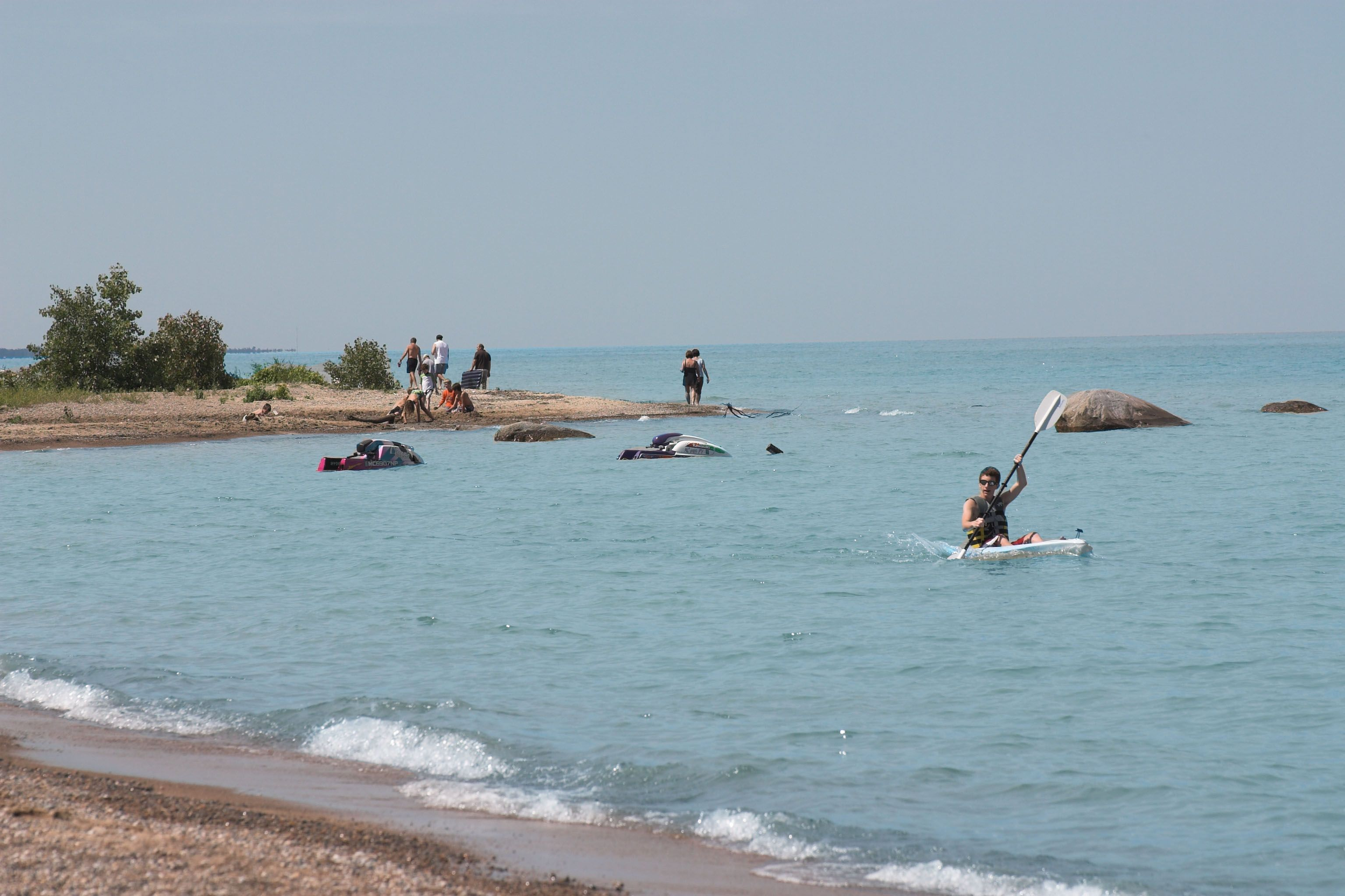 #LakeHuron #Beach #VacationRental in #PortSanilac #Michigan!  Book Now @ http://www.homeaway.com/vacation-rental/p3543649