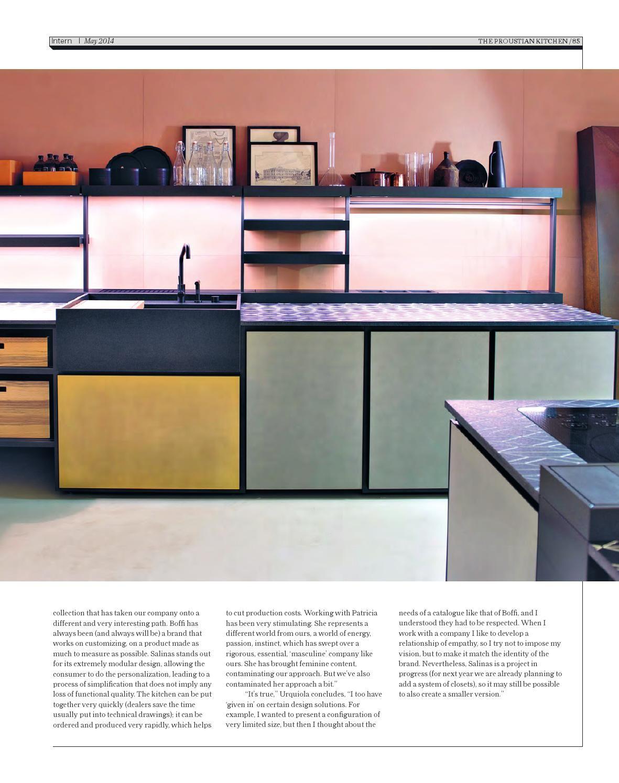 Interni 641 - May 2014   Cocinas, Interiores y Asas