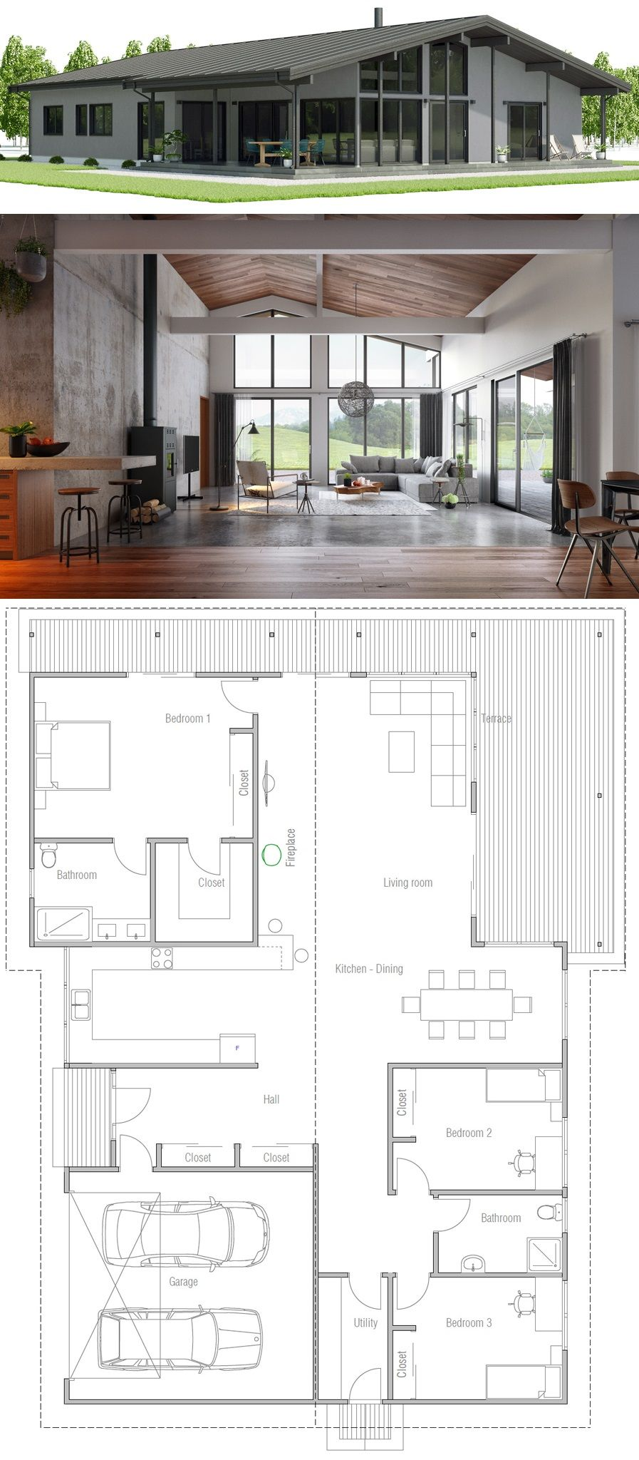 House Plan 2018 Home Plans 2018 Residential Architecture Plan Small House Plans Residential Architecture