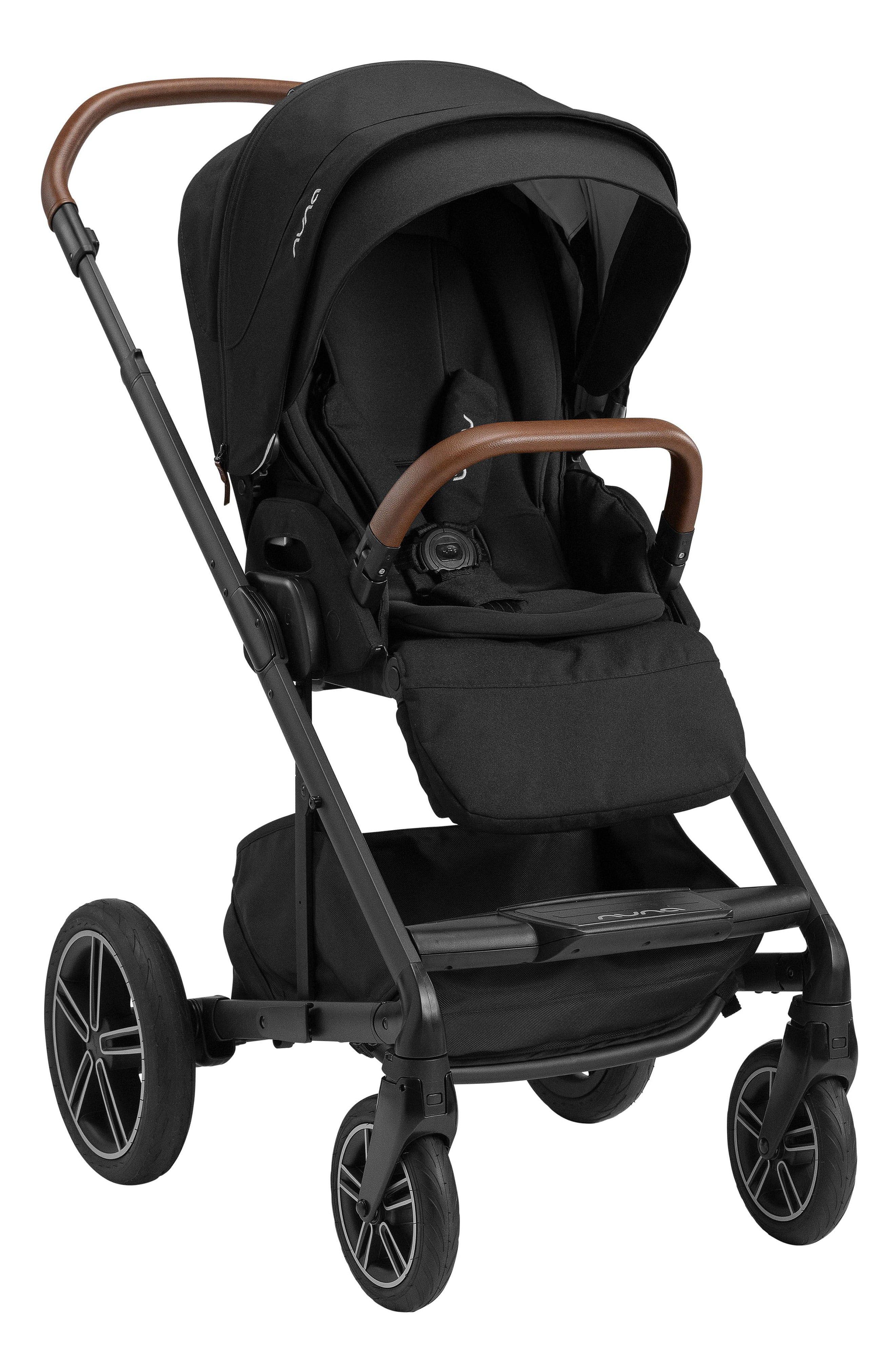 Infant nuna mixxtm next stroller size one size black