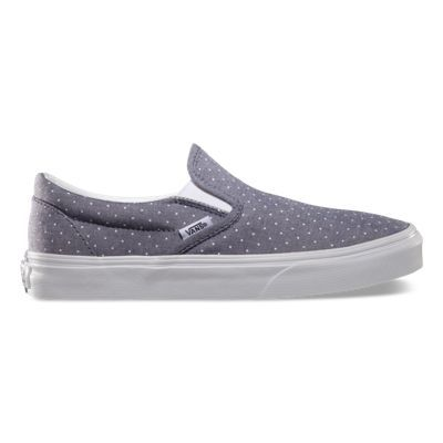 f7dc856dc1 Chambray Slip-On | Shop | Christmas List | Shoes, Vans shoes, Shoes ...