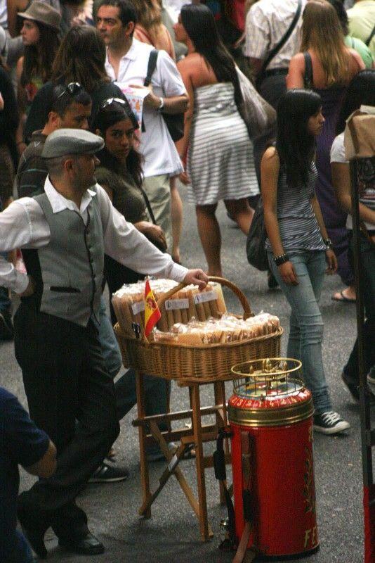 Barquillero de MADRID