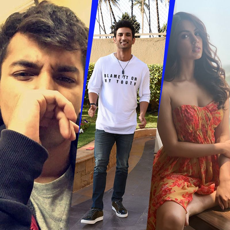 Sushant S Farmhouse Manager Reveals He Always Saw Showik Intoxicated Rhea Chakraborty Controlled Expenses In 2020 Women Management Sushant Singh