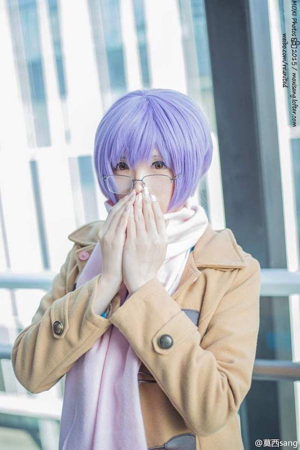 Male Cosplays Female Anime Characters And It's Cute As ...