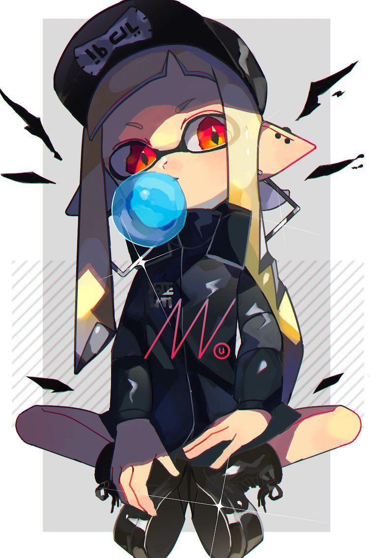 Splatoon 2 boy hairstyles pin by yukina on splatoon  pinterest  twitter nintendo and videogames