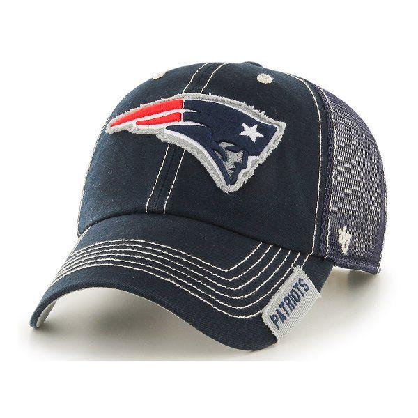 e39994ede 47 Brand Turner Clean Up Mesh Cap-Navy   Patriots ProShop   Mesh cap ...
