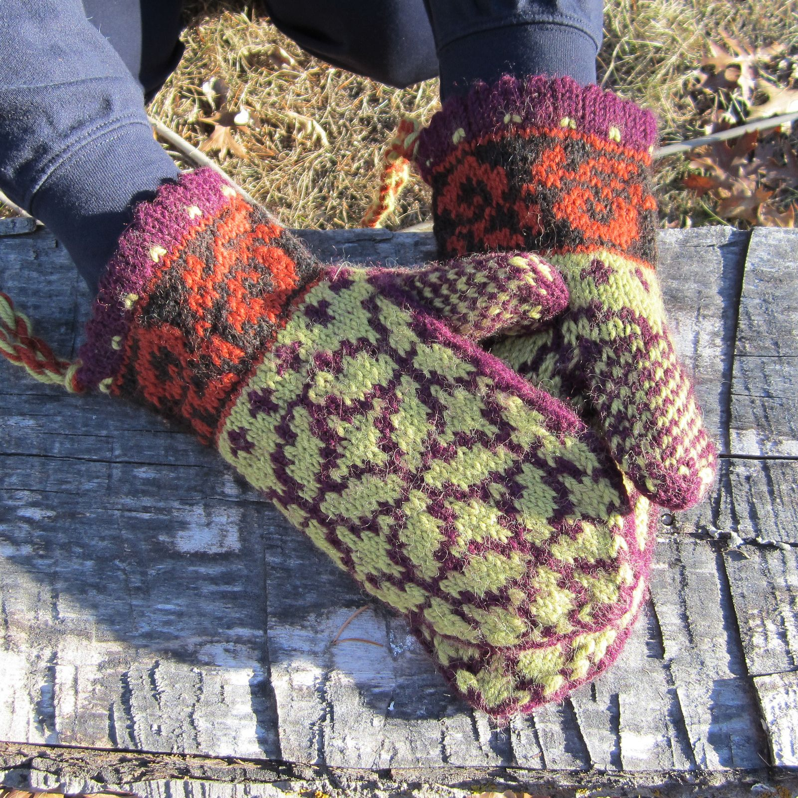Ravelry: Not-So-Norwegian Mittens pattern by Lizabeth ...