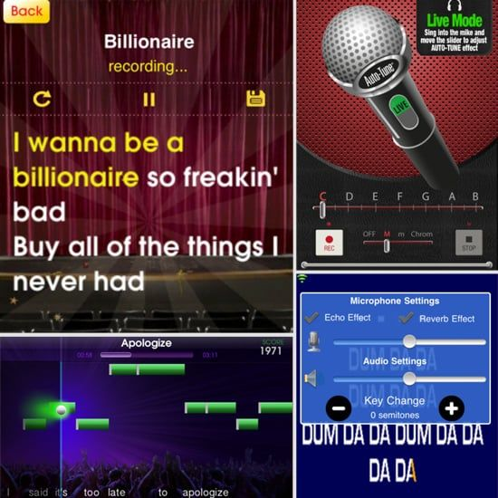 AutoTune Star Karaoke, Karaoke party, App