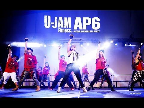 U Jam Fitness 6 Year Anniversary Party Ap6 6 Year Anniversary Anniversary Parties Fitness