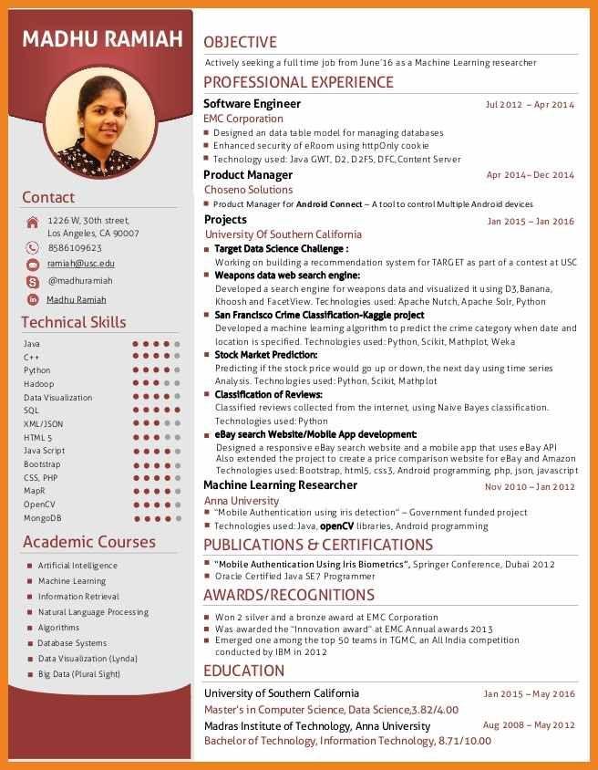 Data Scientist Resume Resume Data Science 1 638 Cb1457466384 Data Scientist Resume Data Scientist Data Science Job Resume Examples