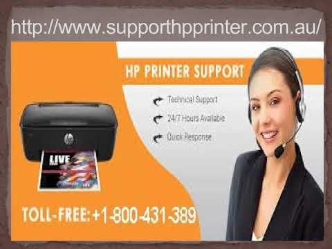 Visit HP Printer Customer Service Australia Setup Hp