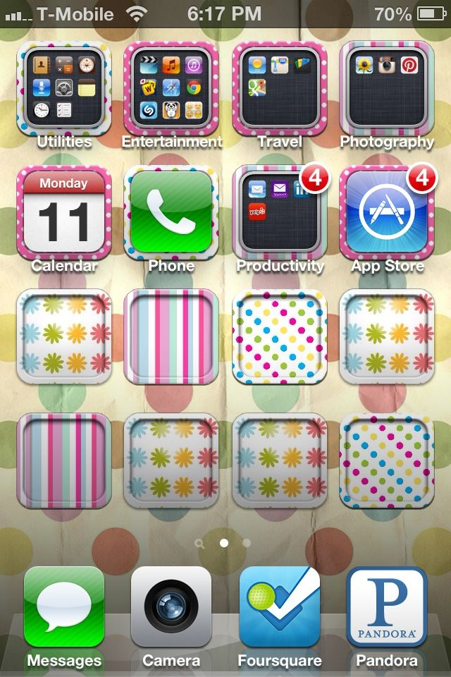 Girly app icons Cute app, App icon, App