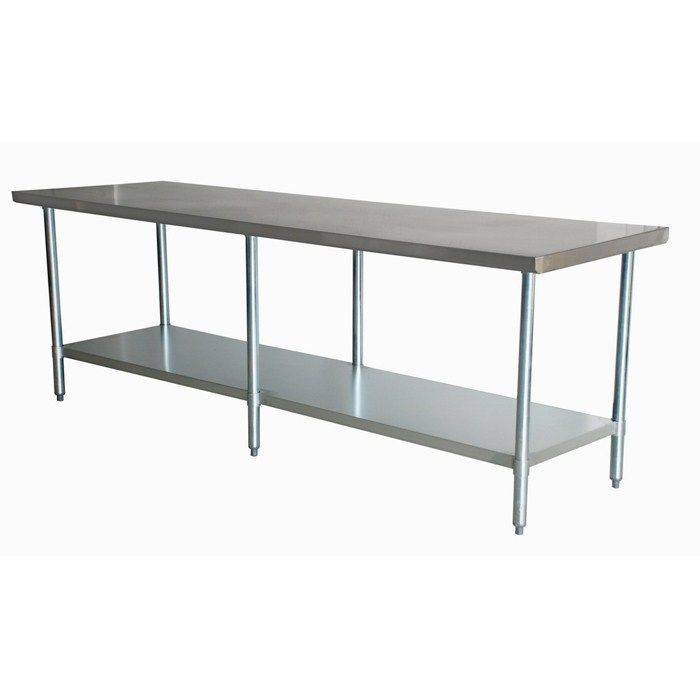 Ikea Stainless Steel Prep Table
