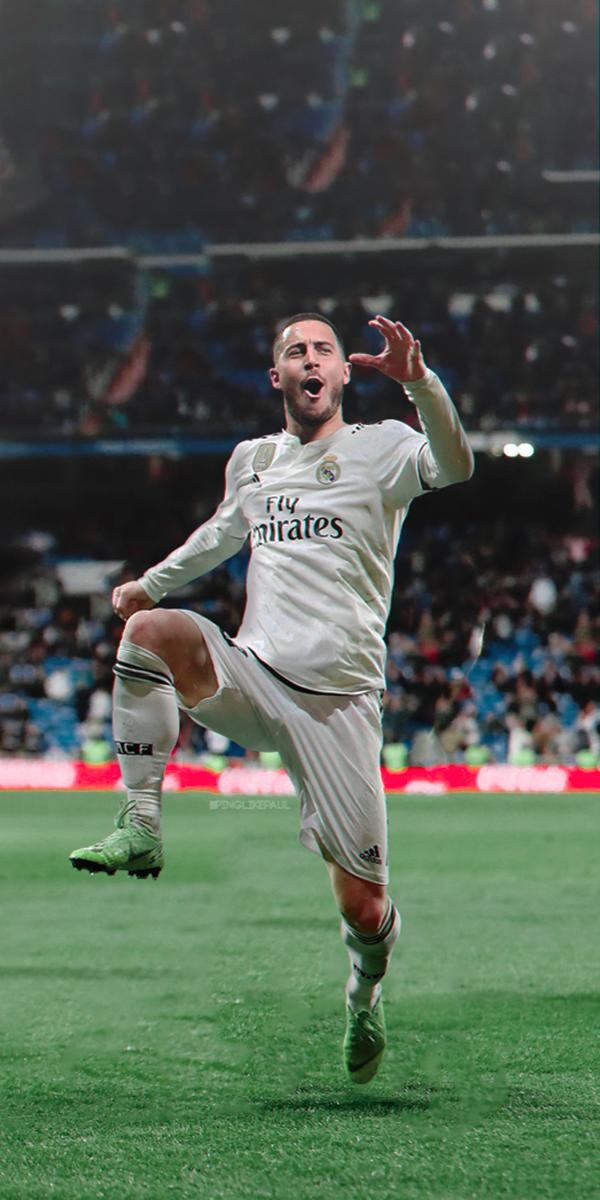 Eden Hazard Lockscreen Feeback Appreciated Eden Hazard Hazard Real Madrid Real Madrid Team