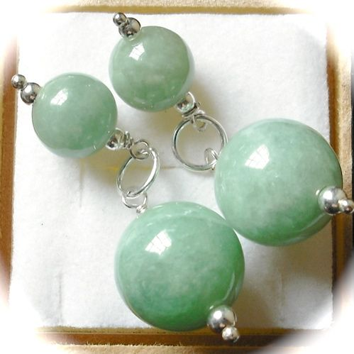Jade Jewelry for Women | TOTALLY HANDMADE WITH 8MM TURQUOISE BEADS FOR THE CLOVER & 6MM ...