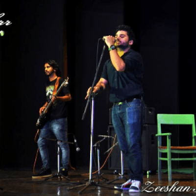 Zikrr is a fusion Indian rock band playing Sufi and Punjabi folk
