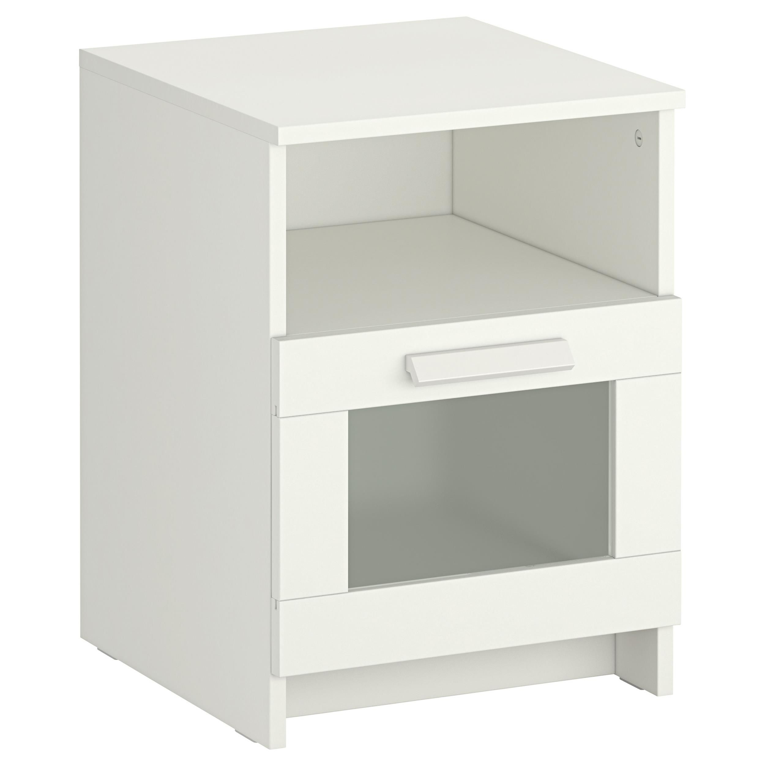 Best Elegant Bedroom Small Storage Design With White Nightstands 30