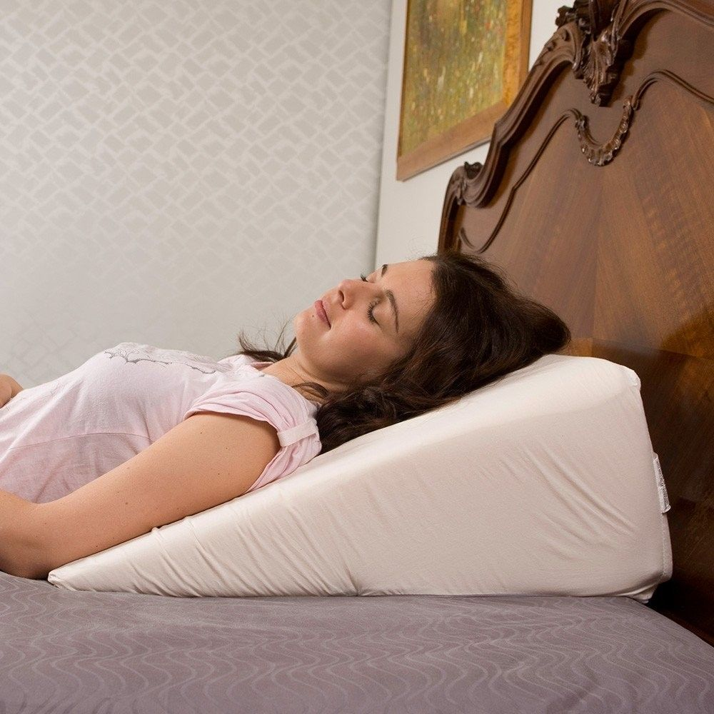 Betterrest Reflux Premium Foam Bed Wedge Bed Wedge Pillow Good