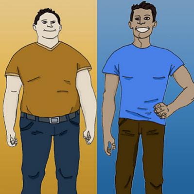 Αποτέλεσμα εικόνας για healthy body before and after animation