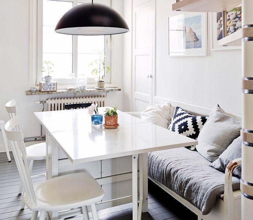 Como Decorar Un Loft Al Estilo Escandinavo Pinterest - Decorar-un-loft
