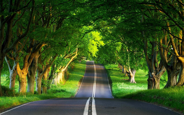 kumpulan gambar pemandangan alam indah mempesona
