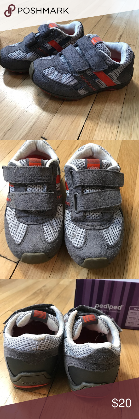 Like new - PEDIPED flex system sneakers | Pediped shoes ...
