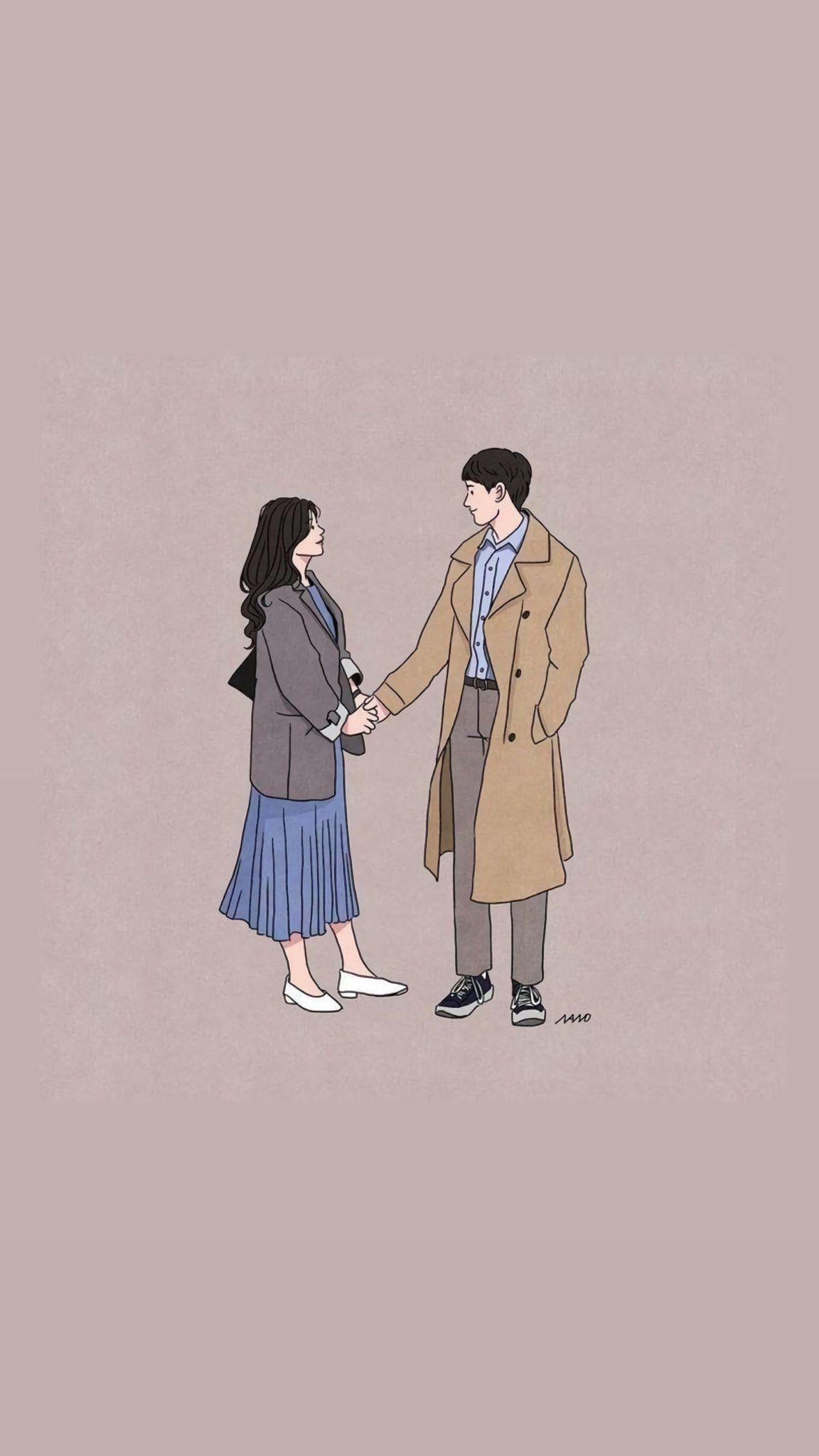 Pin Oleh Roselia Di Lockscreen Dengan Gambar Ilustrasi Karakter