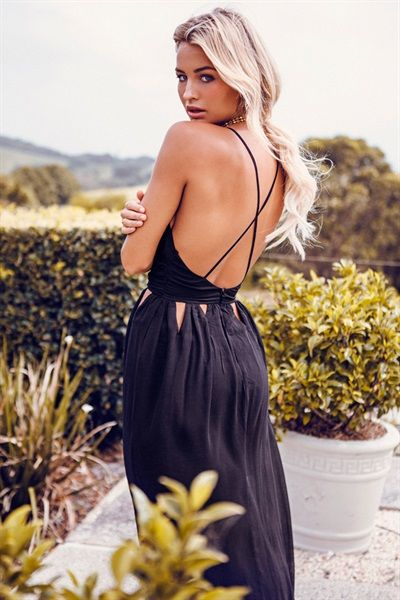 Serene Dress - #SaboFormal #SaboSkirt