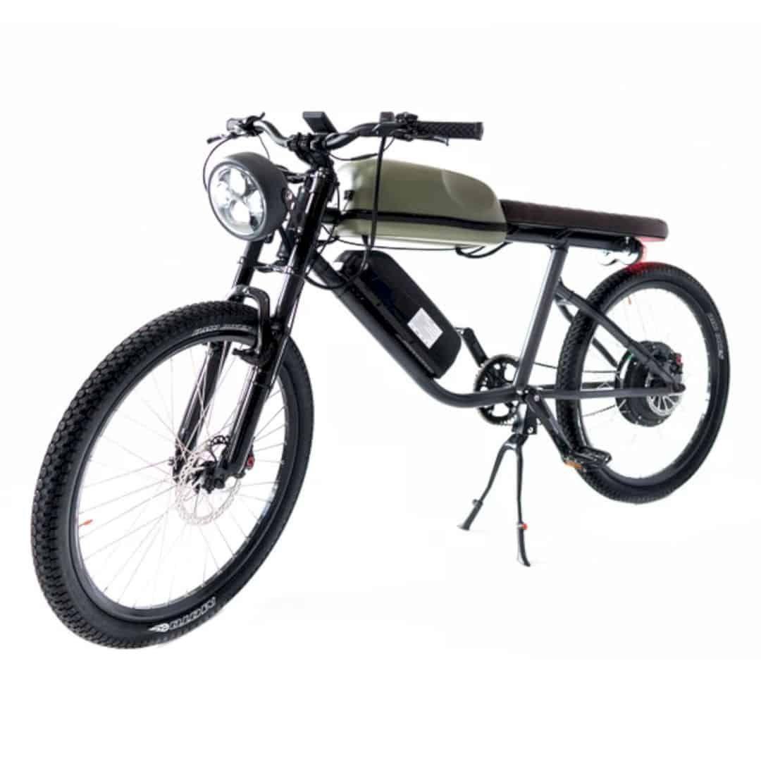 Tempus Electric The Titan R 1000w In 2020 Electric Bike Bike