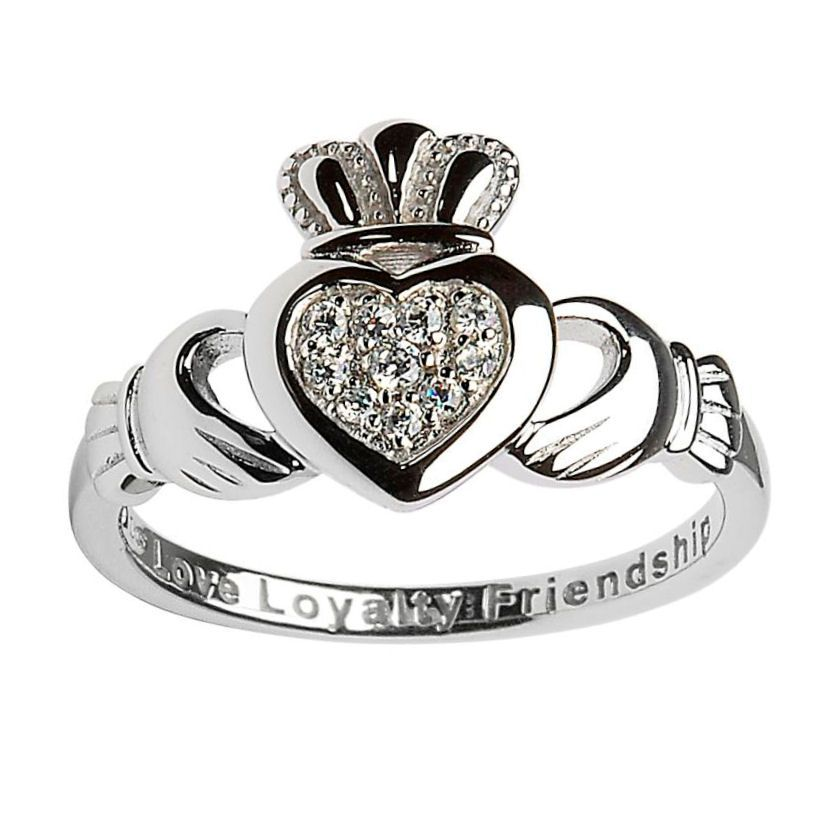 Pin By Donna Blake On Claddaugh Rings Pinterest Claddagh Rings
