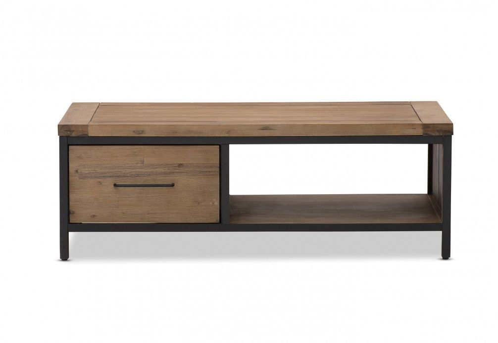 Indiana Coffee Table Super Amart