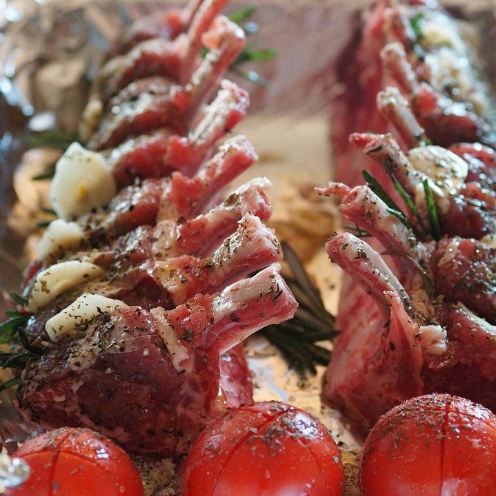 Жареные бараньи рёбрышки на сковороде – рецепт | Чудо-Повар | 720x719