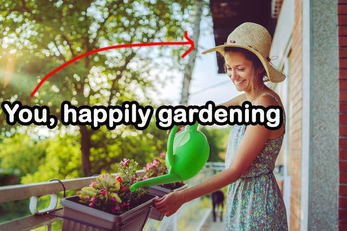 Want to garden but don't have a huge yard  Have a green thumb, but only a tiny balcony  No problem! Here are 15 plants and vegetables you can grow even if you're short on outdoor space – Green thumb